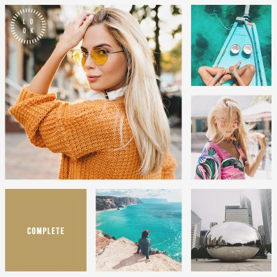 Filterlook Lightroom Presets Complete Collection